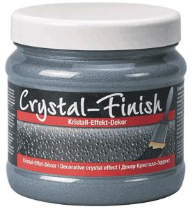 Crystal Finish, efektní dekorativní barva na stěny