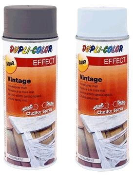 S dekoračním sprejem DUPLI-COLOR Vintage dokážete divy!