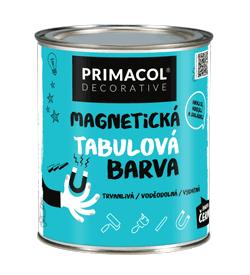 Primacol Decorative magnetická tabulová barva