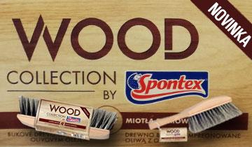 Spontex WOOD Collection